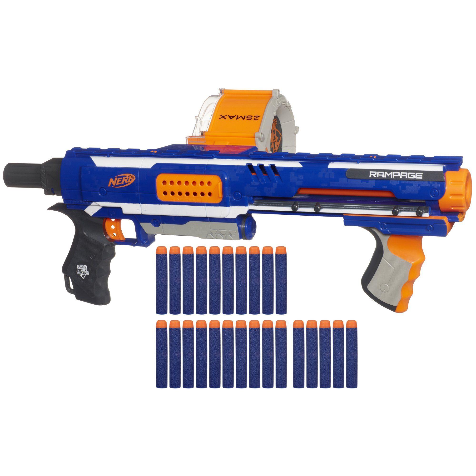 Nerf N Strike Elite Rampage Blaster