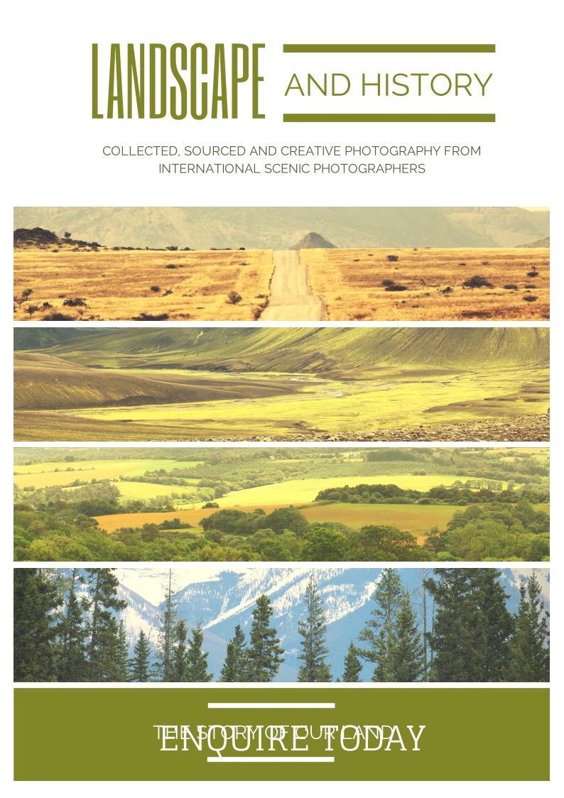 landscape flyer canva templates document a landscape flyer