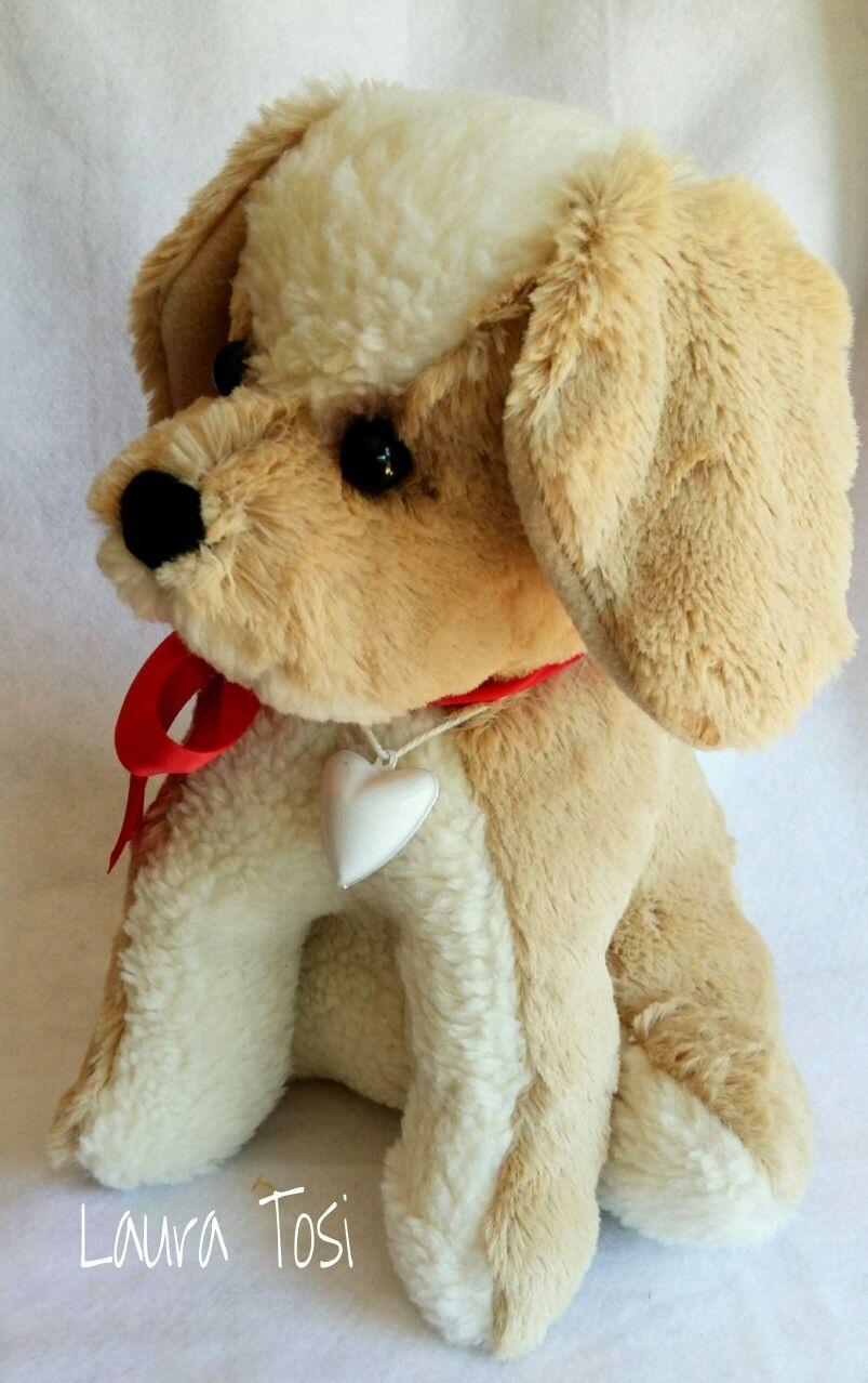 Cucciolo handmade by Laura Tosi www.facebook.com/fattoconamorelaura #cucitocreativo #puppies #sweet #littledog