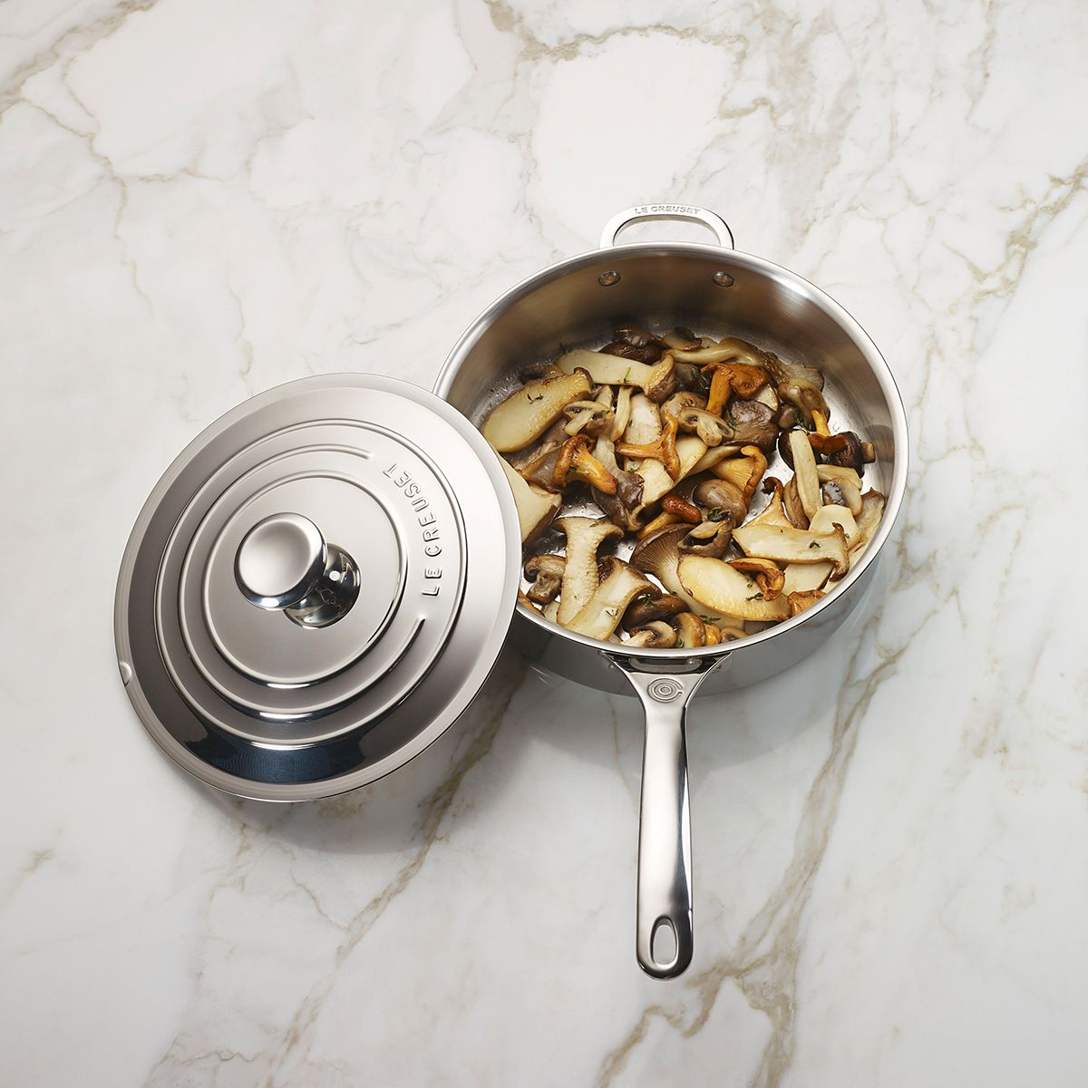 Master The Art Of Cooking With Stainless Steel
