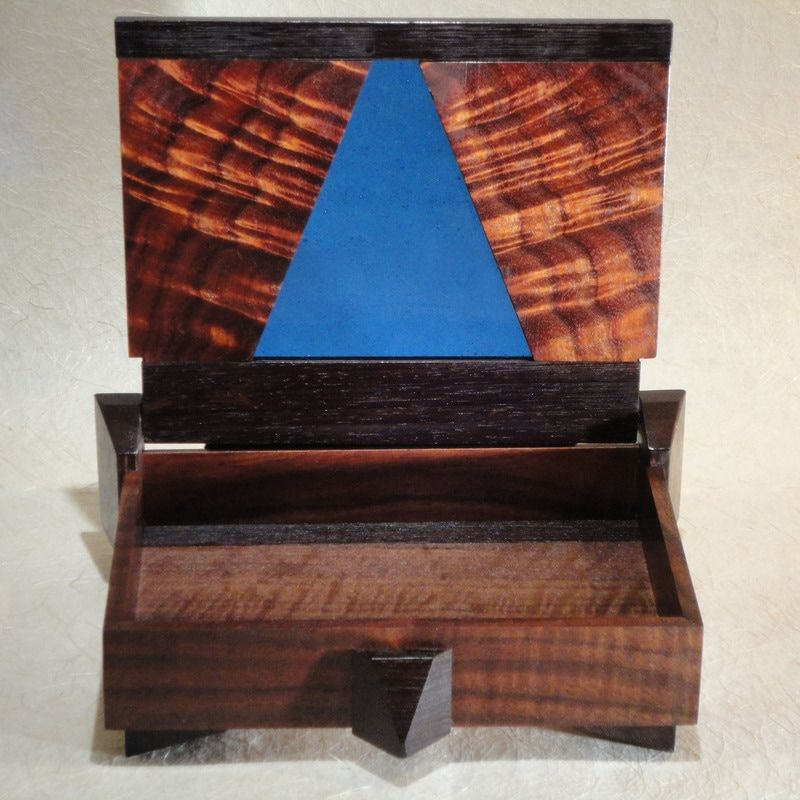Exotic Wood Boxes Jewelry, Watch, Eyeglass, Keys And Remote Control Storage  Boxes .