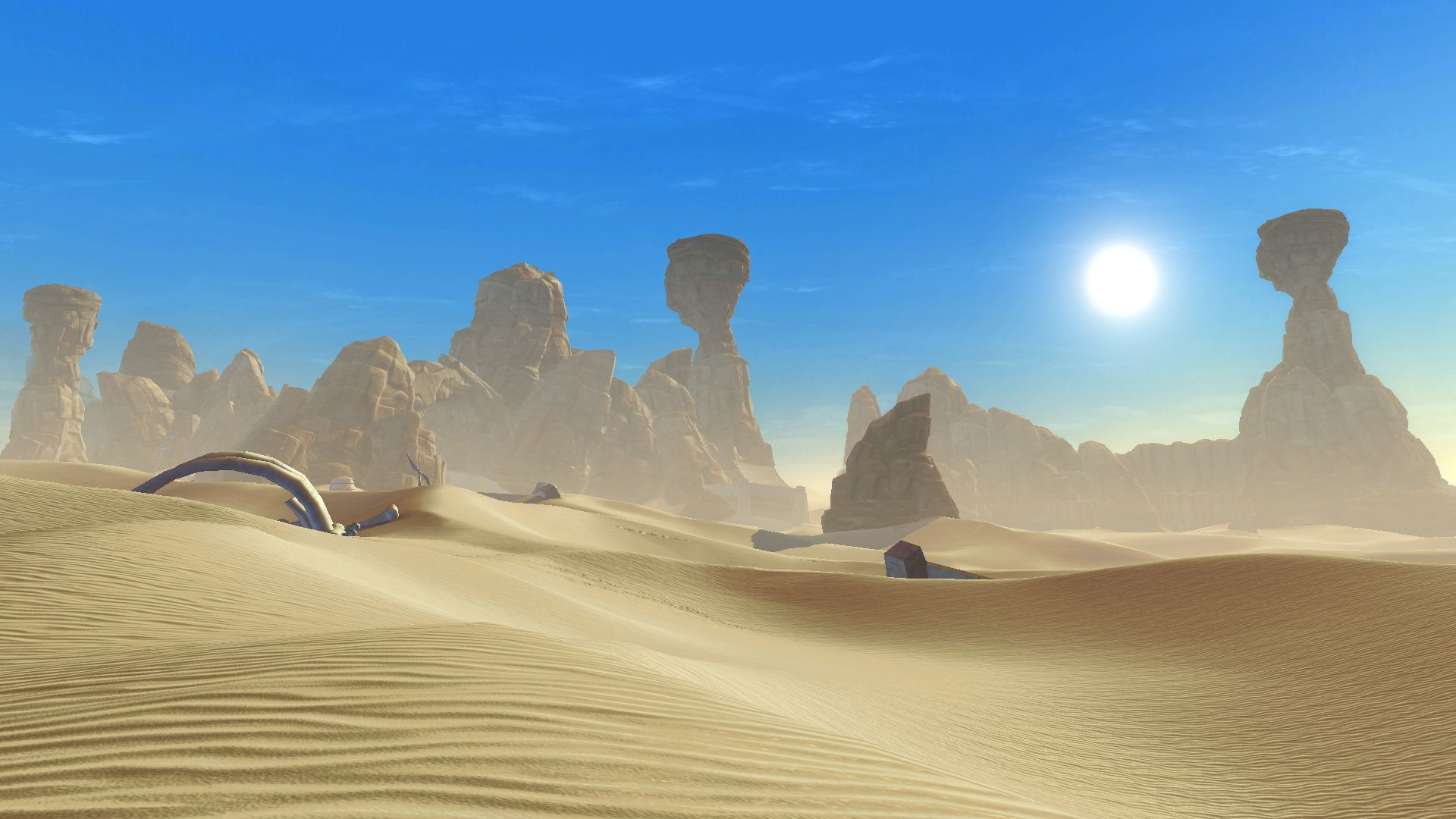 Tatooine Star Wars HD Wallpapers Backgrounds Wallpaper
