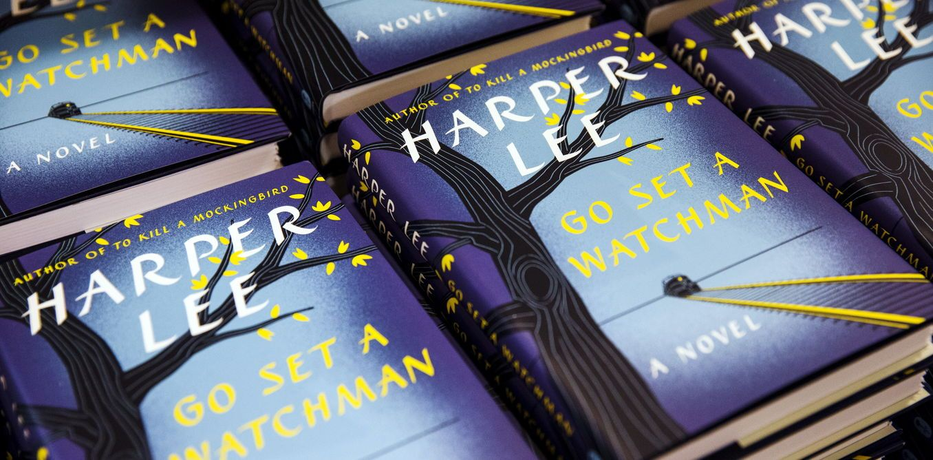 In Go Set a Watchman, the legal debate that racked America's conscience