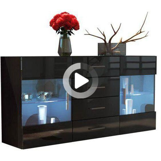 Features: 2 flexible glass shelves handles silver KunststoffGS Safety Approval: NeinBari KollektionProduktart: #kitcheninspiration