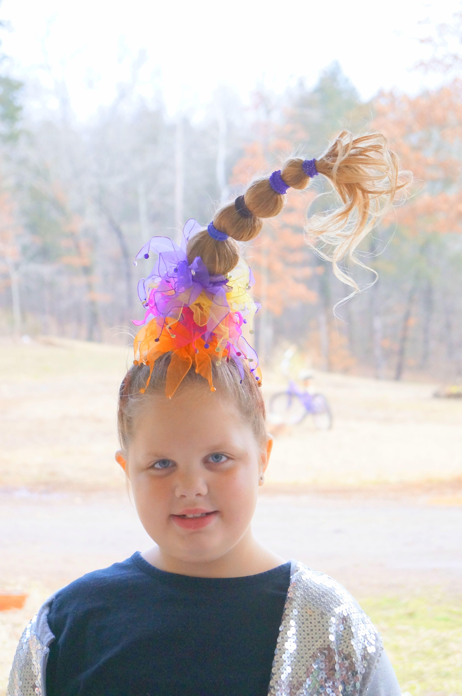 molly 2013.crazy hair day
