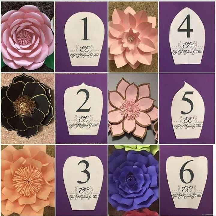 Flor gingante de papel na decoração DIY - Como Fazer Fácil