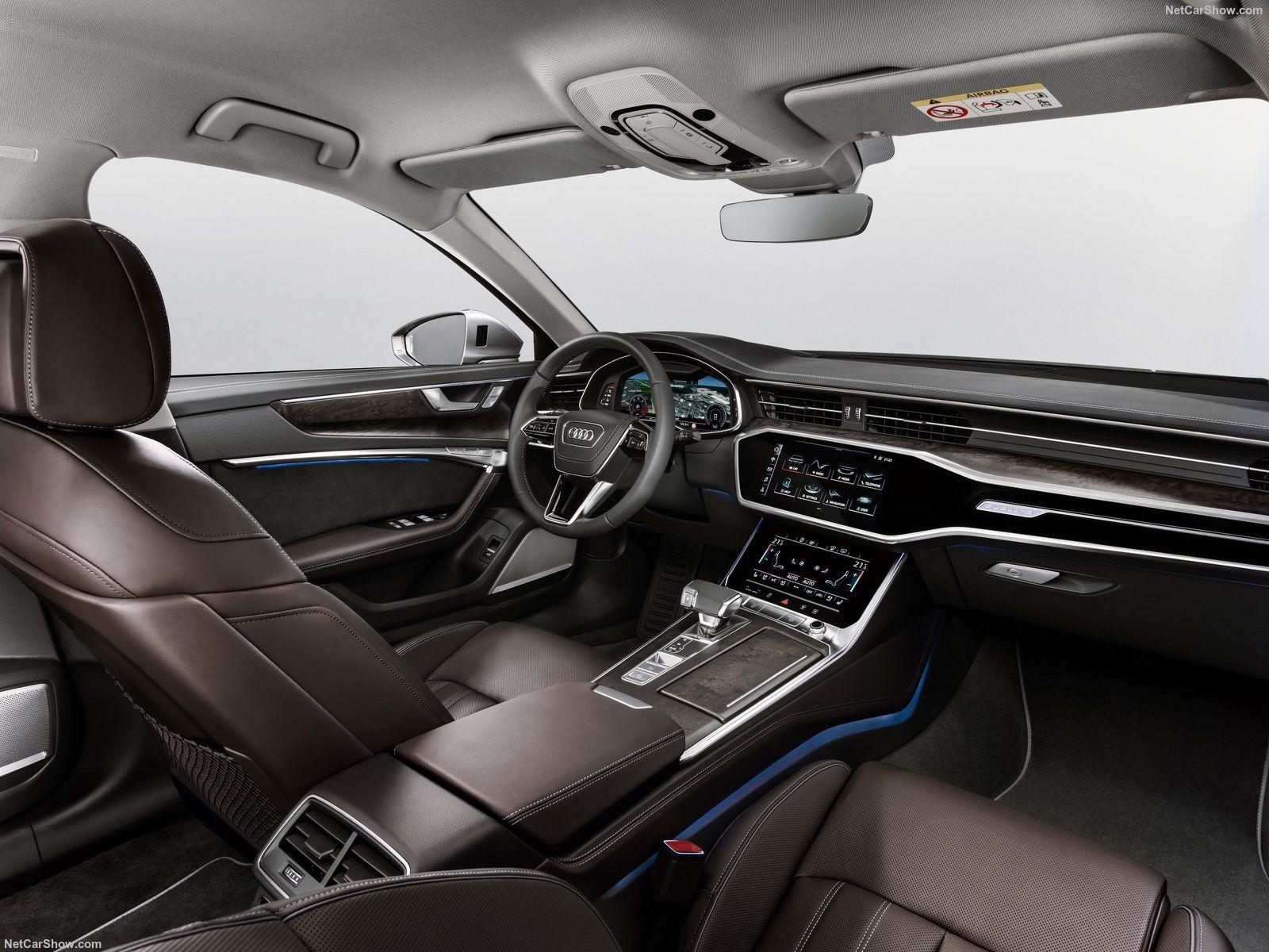 Audi A6 2019 Interior Audi A6 Audi S6 Audi