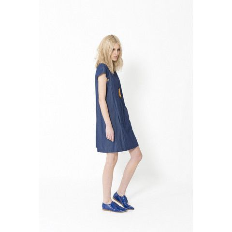 it' all over you, electric blue | SHOES: electric blue lucido wedge derby | Cranmore Home