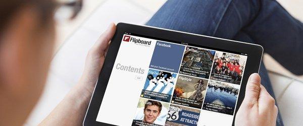 İnternetin en kapsamlı dergisi Flipboard yenilendi