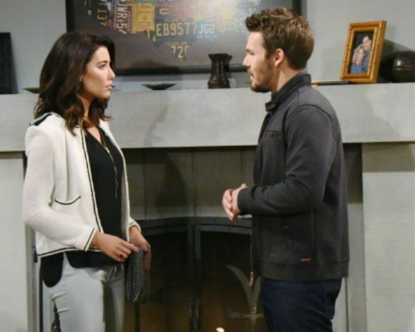Liam realizes he could have a chance at getting Steffy back on the June 13, 2016 episode of 'The Bold and the Beautiful'