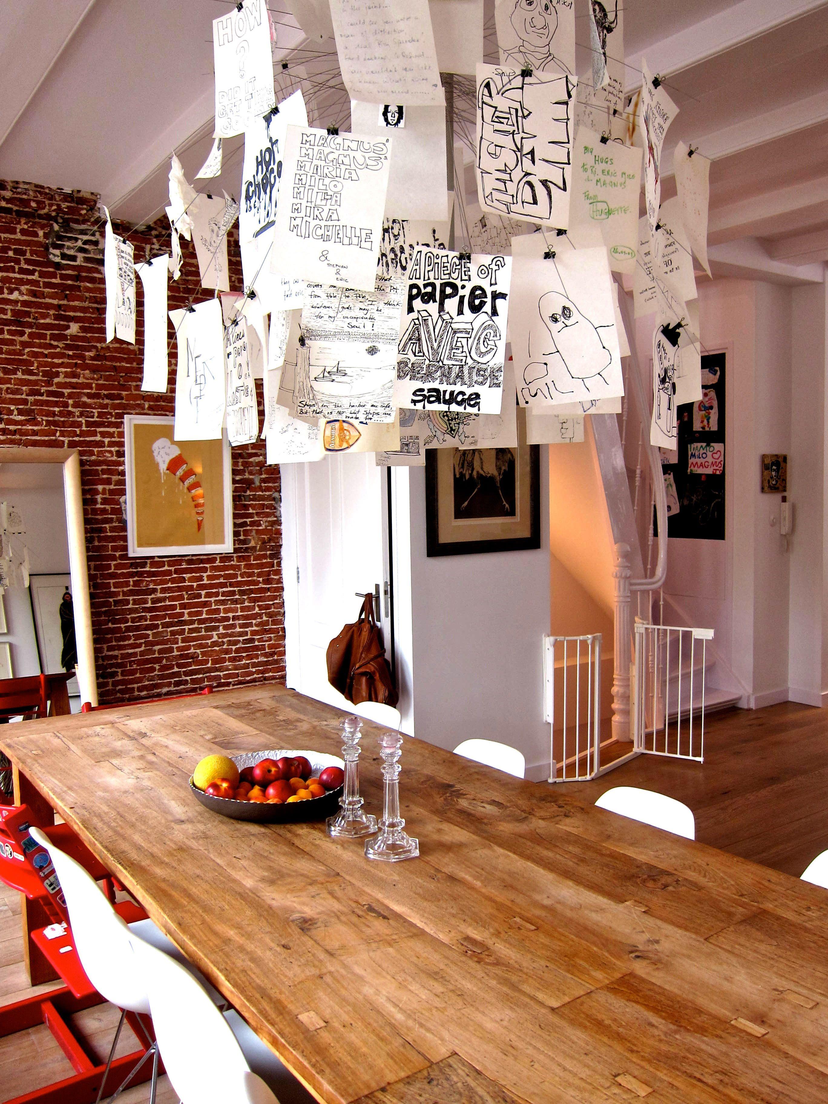 Maria u ericus creative comfortable home in amsterdam creative