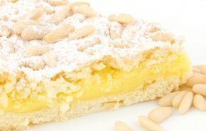 Photo of La torta della nonna è un dolce semplice, ma di sicuro effetto, p
