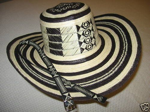 597007b8646 Colombian hat~~sombrero vueltiao~~100% made in colombia