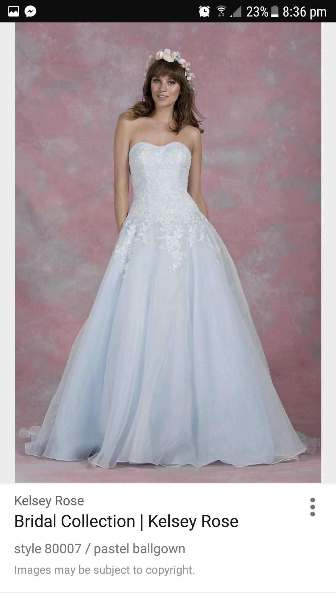Two Pieces Summer Lace Wedding Dress Bridal Gown Custom Size 6 8 10 ...