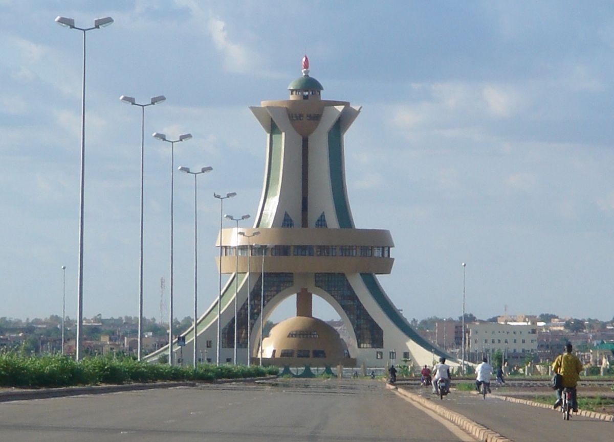 Burkina Faso Wikipédia A Enciclopédia Livre Capitais
