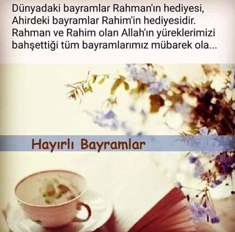 Resimli Ramazan Bayrami Mesajlari Cok Iyi Abi Allah Islam Cellphone Wallpaper