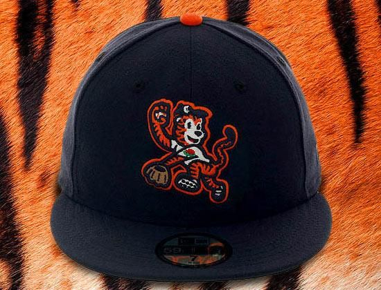 Connecticut Tigers Alternate Fitted Cap By THE CLINK ROOM X NEW ERA MiLB