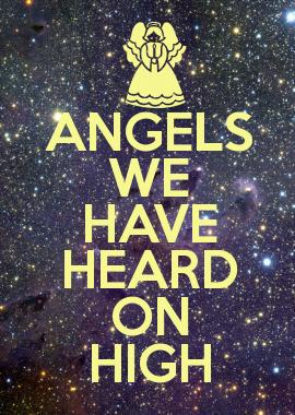 Angels We Have Heard on High angelswehaveheardonhigh