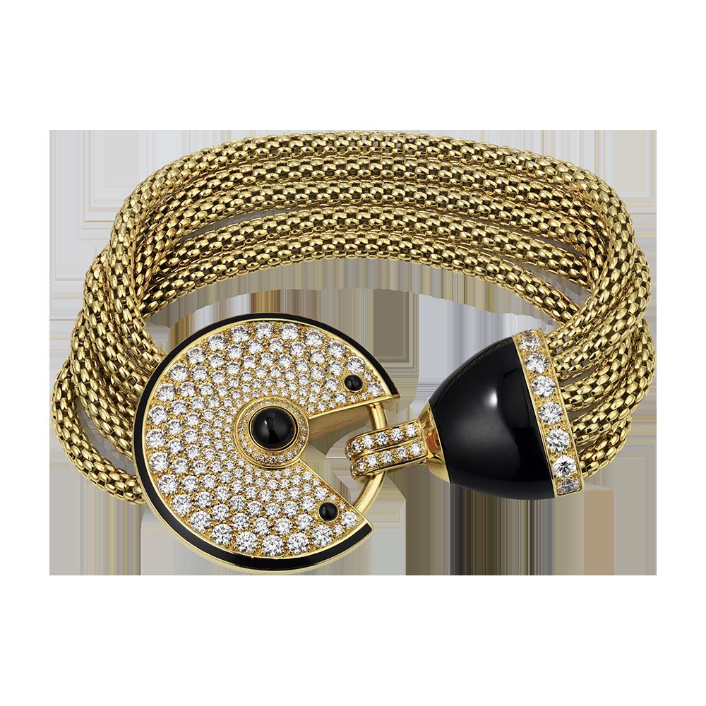 c73d35ce68 アミュレット ドゥ カルティエ ブレスレット | Fine Jewelry | Pinterest