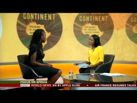 Nigerian American journalist, Dayo Olopade wants to start a new conversation about Africa. - YouTube