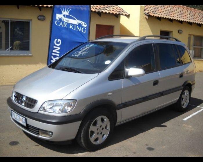 2003 Opel Zafira 1 8i