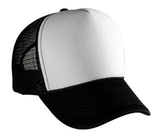 5e734b38 Polyester Foam Front Five Panel Pro Style Mesh Back Caps-----$2.80/ea |  Otto 32-468