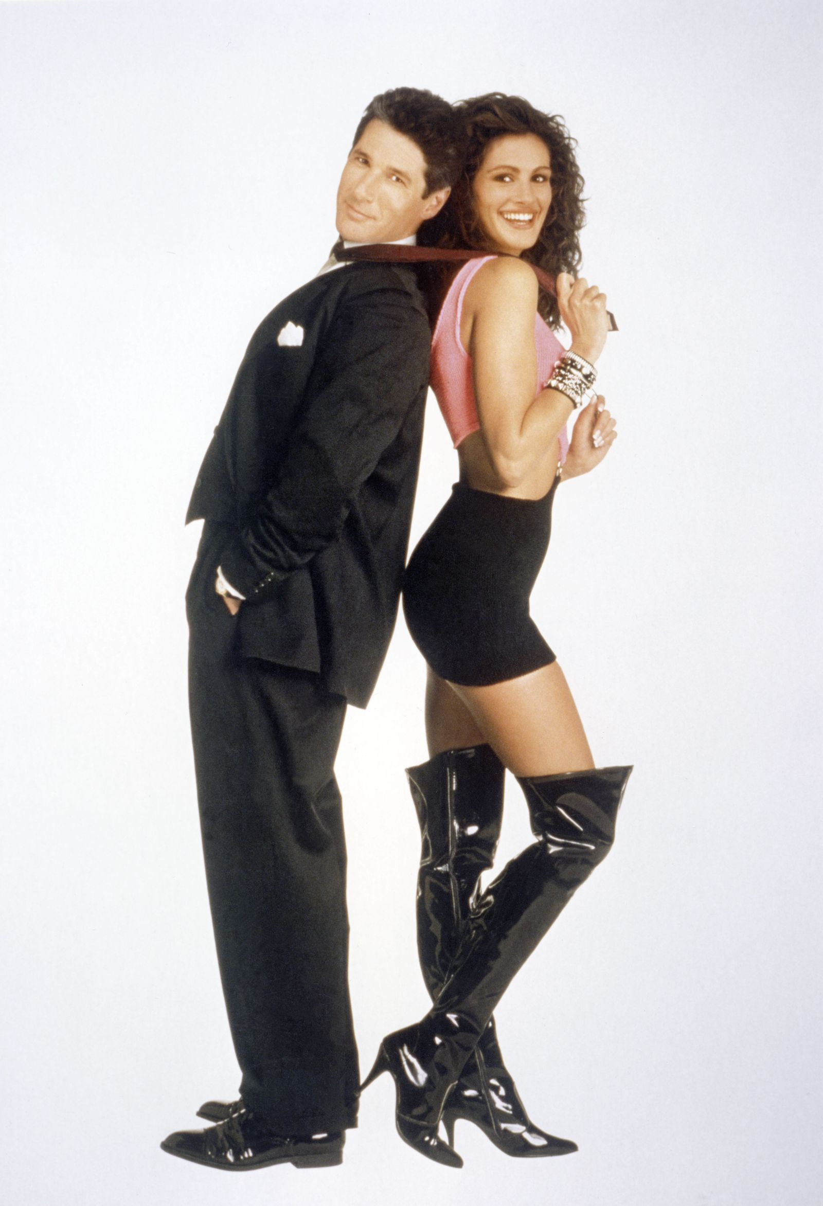 b7c14592892bc2 These Are 40 of the Most Iconic Movie Outfits Ever | Julia Roberts ...