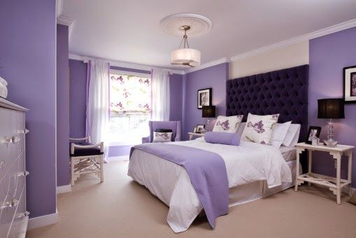 Combinaisons de couleur modernes pour chambre à coucher ...