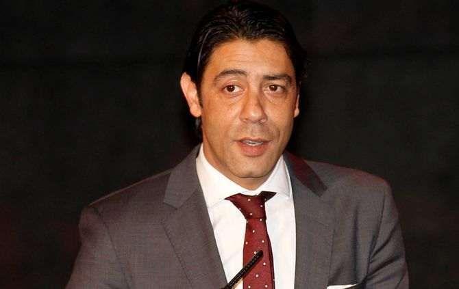 Rui Costa, que esteve presente esta quinta-feira na cerimónia de apresentação da lista de Luís Filipe Vieira, preferiu não comentar o facto de Rui Gomes da