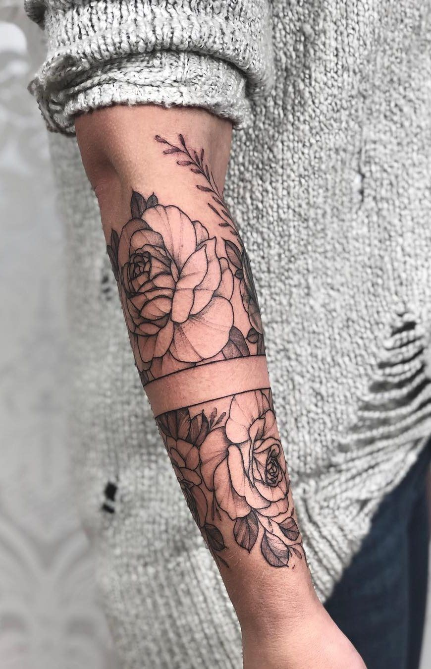 31 Best And Cute Forearm Tattoos Designs Images For 2019