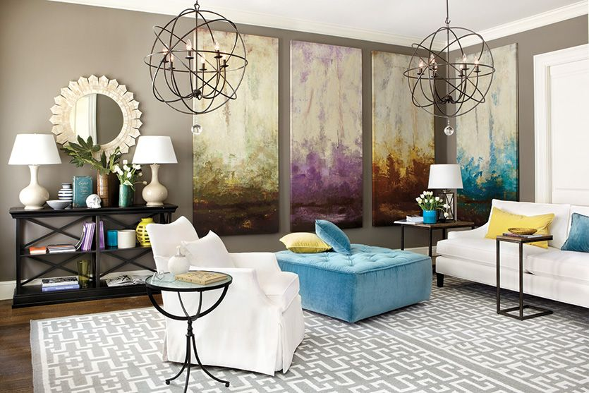 Best 10 Living Rooms Without Coffee Tables Living Room 400 x 300