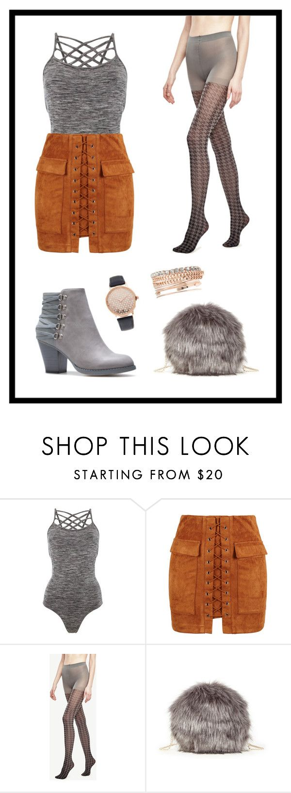 """""""Untitled #98"""" by curlyelizabeth ❤ liked on Polyvore featuring Pepper & Mayne, WithChic, Ann Taylor, Sole Society and Jessica Carlyle"""