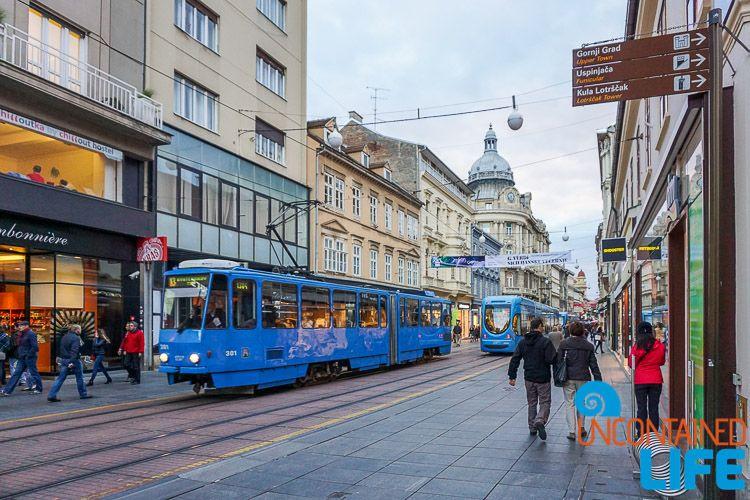 Zagreb In Technicolor Biking Croatia S Capital City Uncontained Life Zagreb Croatia City