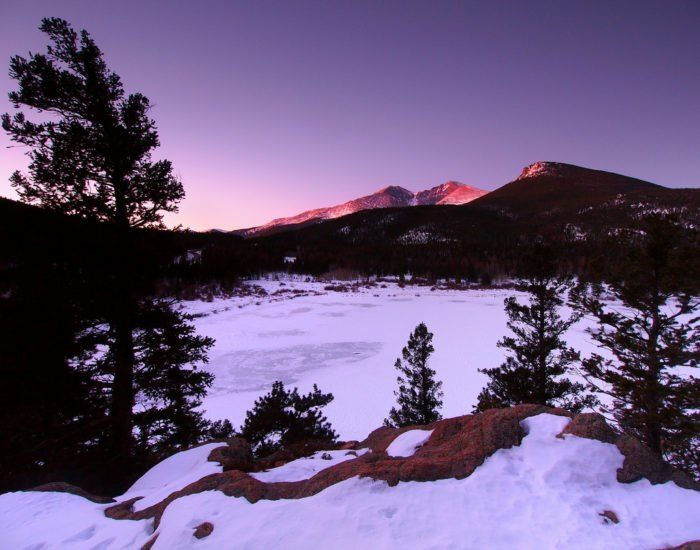 3. Lily Lake (Estes Park) | Winter hiking, Colorado hiking ...