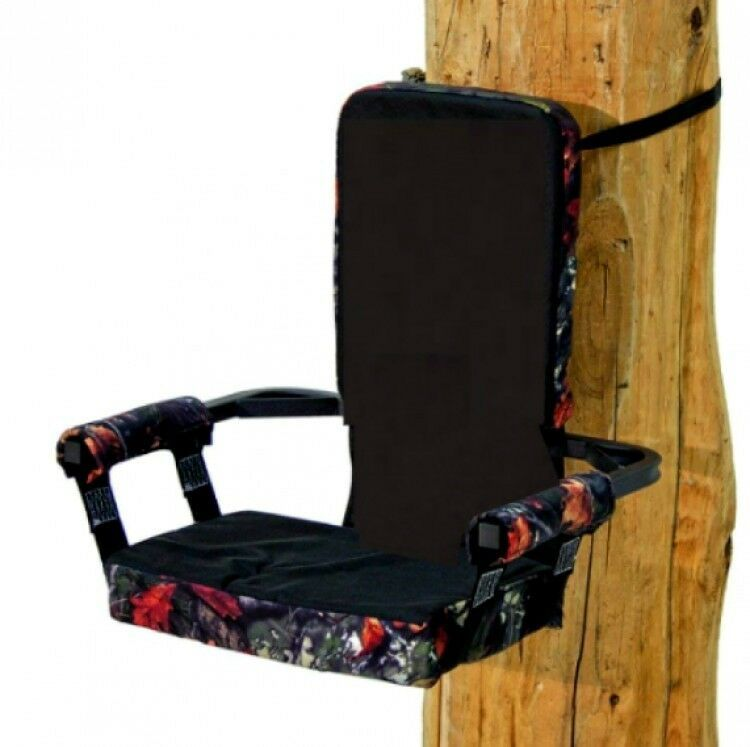 Hunting Deer Padded Seat Chair Thick Foam Tree Stand