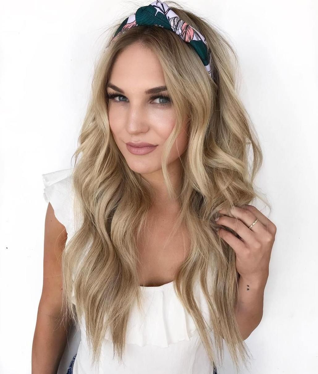 Best Hairstyles And Haircuts For Heart Shaped Faces Hair Styles Headband Hairstyles Cool Hairstyles