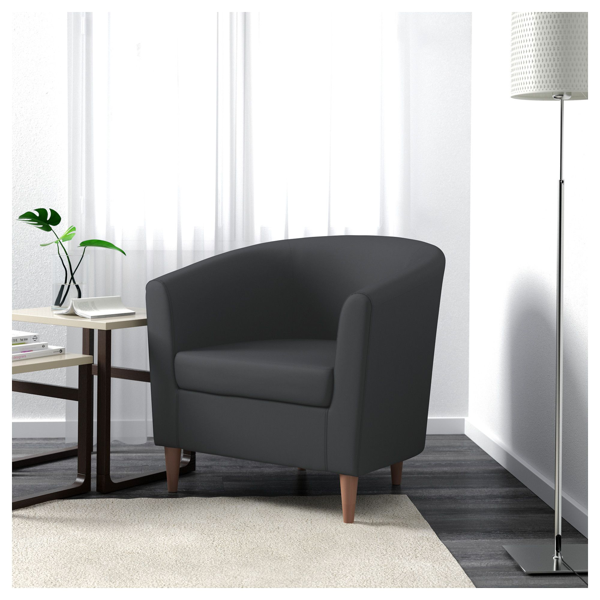 Tullsta Sessel Ikea Tullsta Armchair Slim Lines Easy To Place Living Room