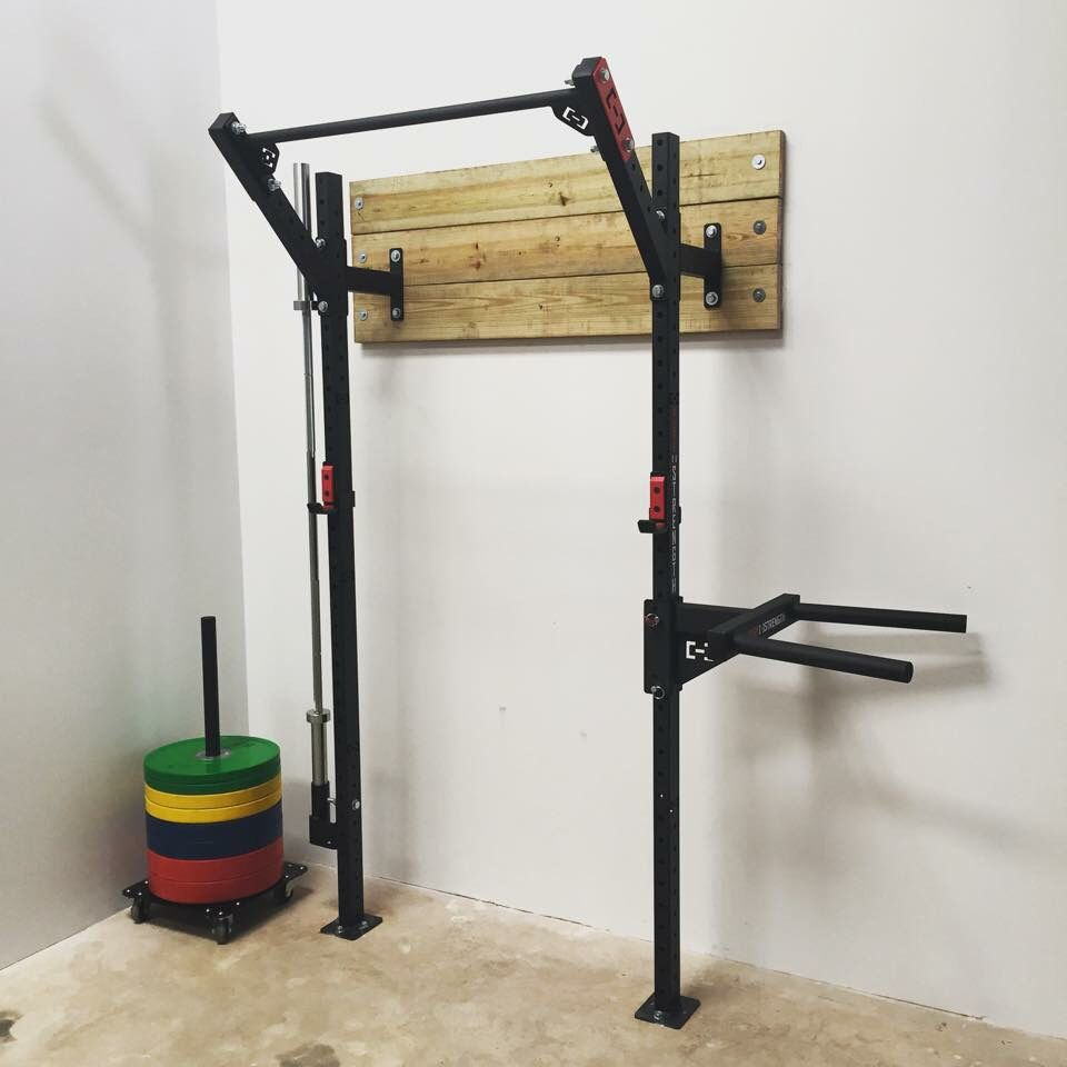 Slim gym by pure strength co crossfit pinterest