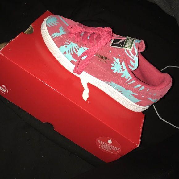custom puma shoes