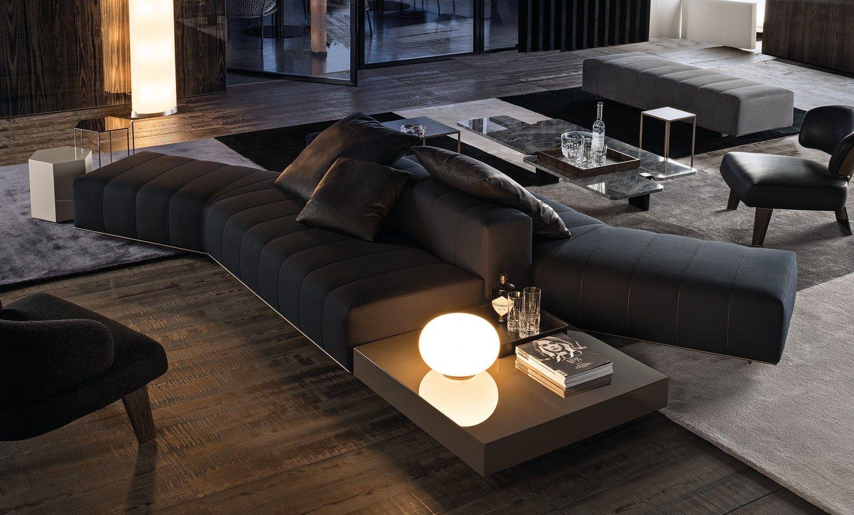 Minotti Mobili ~ Sofa freeman lounge by minotti design rodolfo dordoni 沙发