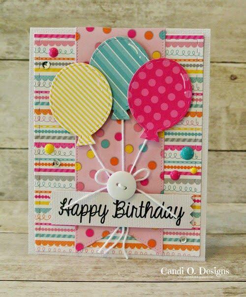 Card Balloon Balloons