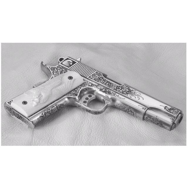 The Art of Engraved & Custom Guns | Guy Stuff | Pinterest | Guns ...