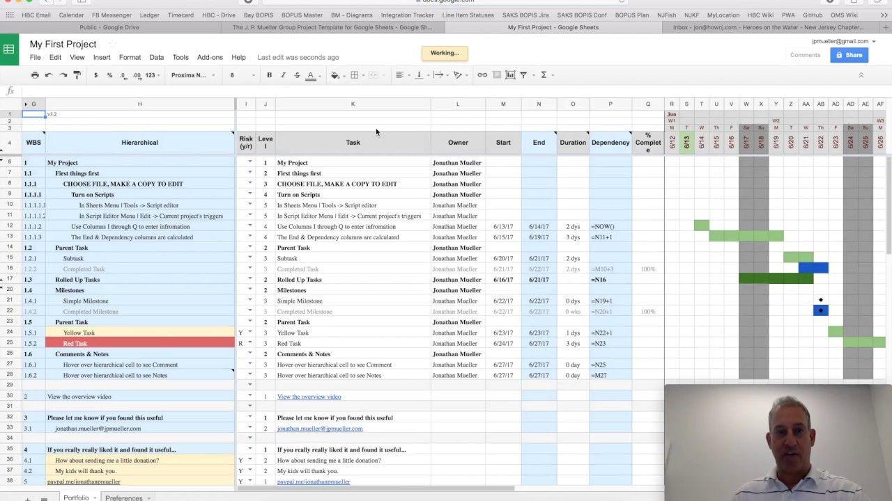 Project Plan Template Google Docs Fresh Project Plan Template For Google Sheets V3 X Template Google Schedule Template Action Plan Template Google docs project management template