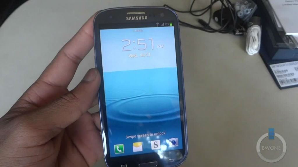 T Mobili ~ T mobile samsung galaxy s iii unboxing bwone t mobile