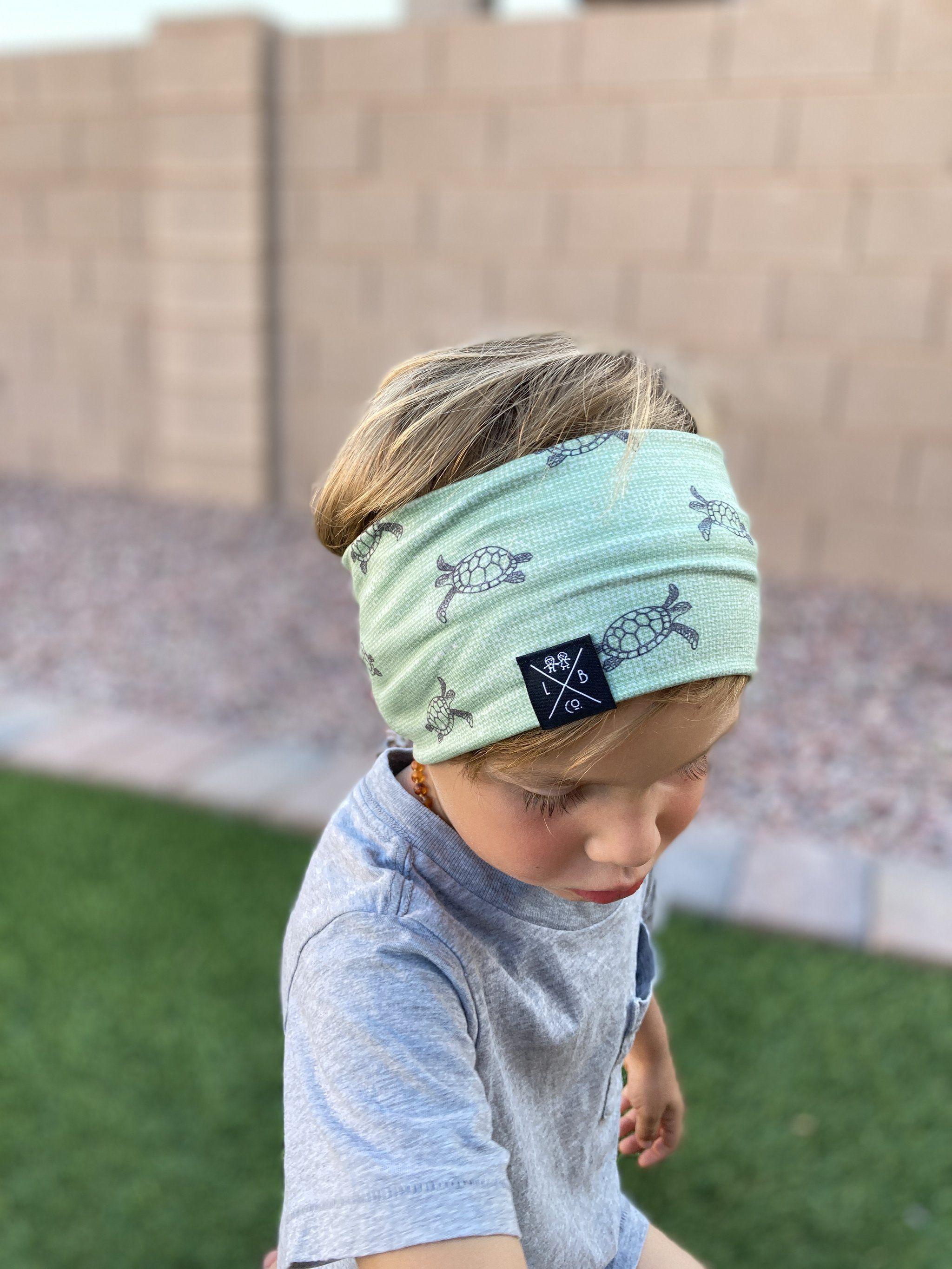 Zoo Animal Boy Headbands In 2020 Boy Headbands Boys Long Hairstyles Little Boy Haircuts