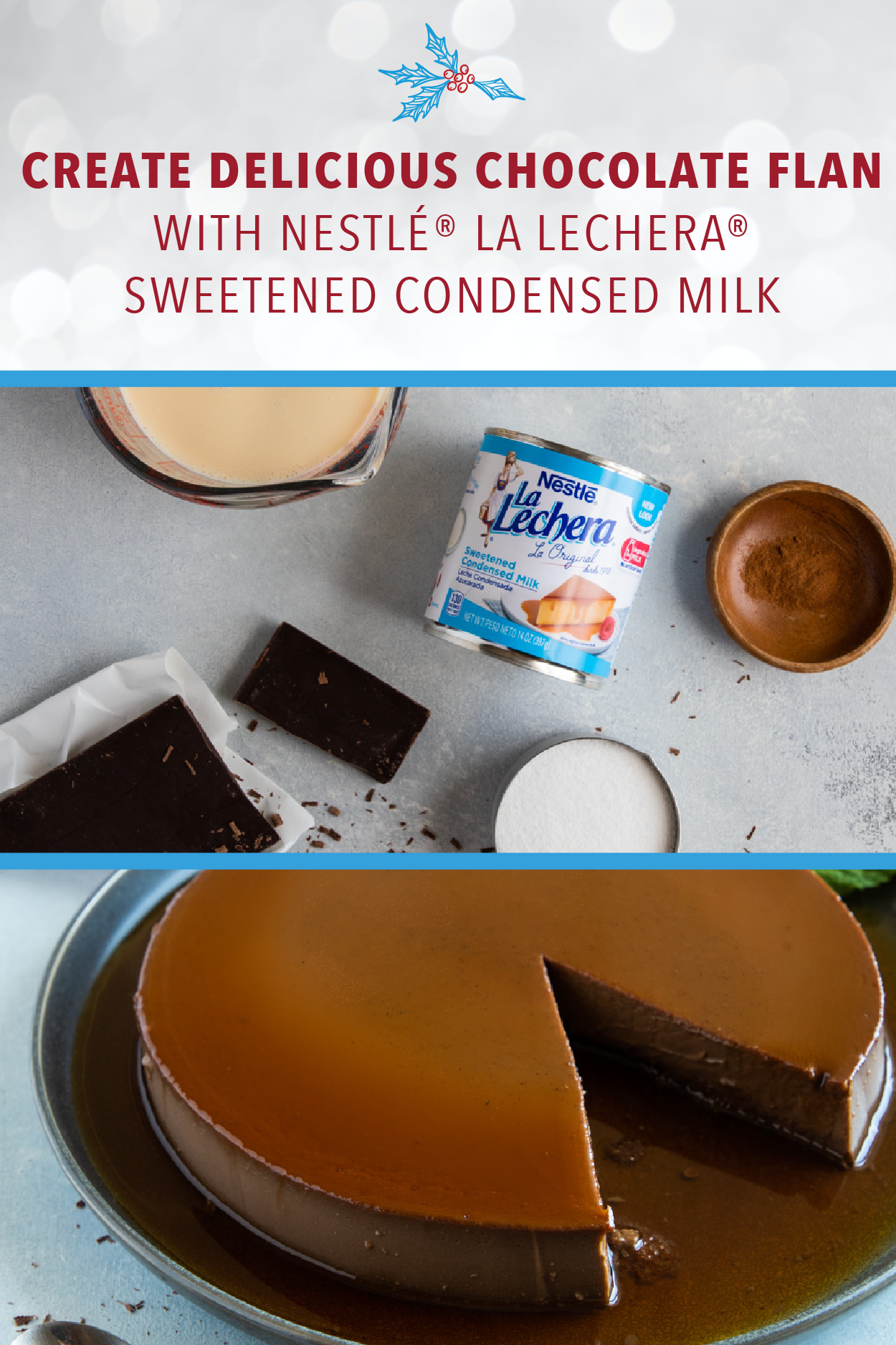 Simply Delicious Desserts Made With Nestle La Lechera Sweetened Condensed Milk Are The Best Way To Entertain Your Family And Fr Dessert Ideer Mat Deilig Mat