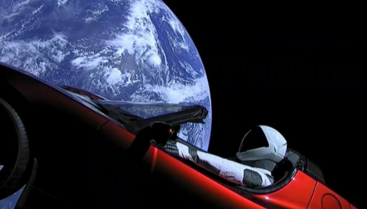 Elon Musk's SpaceX car mission overshoots Mars orbit