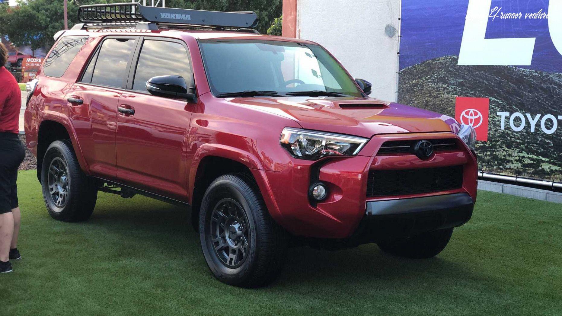 Toyota 4runner Venture Pricing In 2020 Toyota 4runner 4runner Toyota