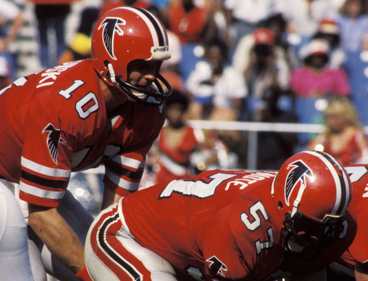 1980 Small Stores In Altanta Google Search Nfl Football Players Nfl Uniforms Falcons Football