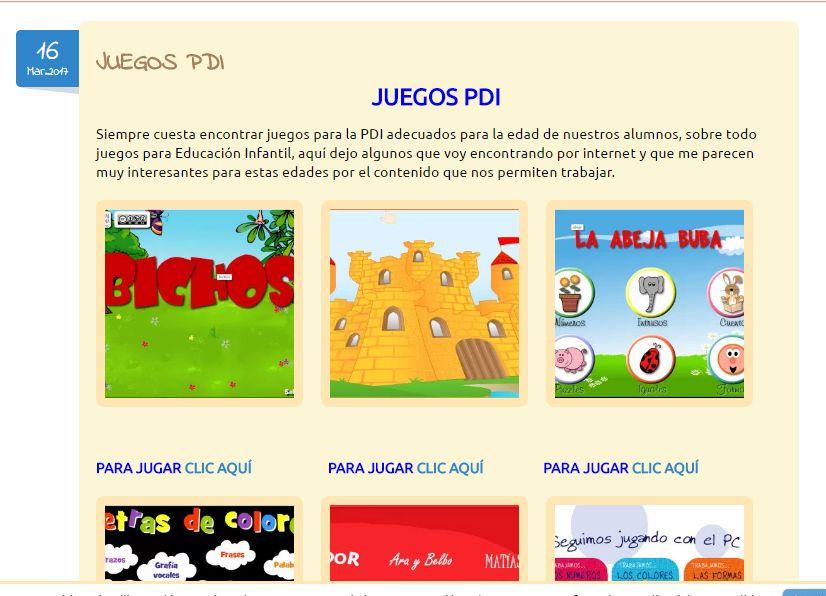 Juegos Pdi Para Educación Infantil Y Primer Ciclo De Educación Primaria Si Quieres Jugar Visita Pizarra Digital Interactiva Educacion Infantil Pizarra Digital